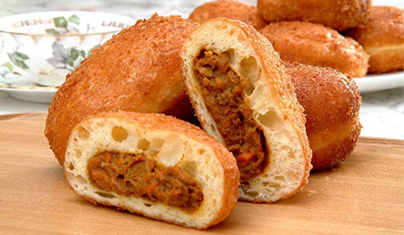 アレンジ カレー パン